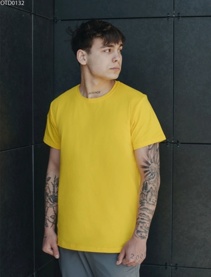 Футболка Staff yellow basic